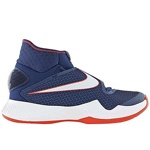 Nike Mens Zoom Hyperrev 2016 Chaussure De Basket Bleu