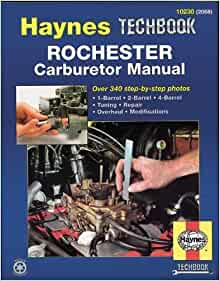 Rochester carburetor manual haynes repair manuals mike rochester carburetor manual haynes repair manuals mike stubblefield john h haynes 0038345020681 amazon books fandeluxe