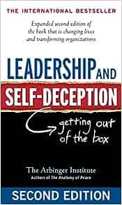 Leadership And Self Deception Book Pdf