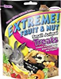 F.M. Brown'S Extreme! Fruit And Nut Small Animal Treat, 10-Ounce