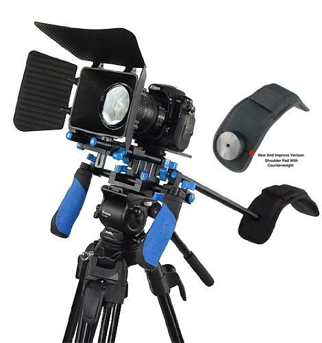SunSmart DSLR Rig Shoulder Camcorders product image