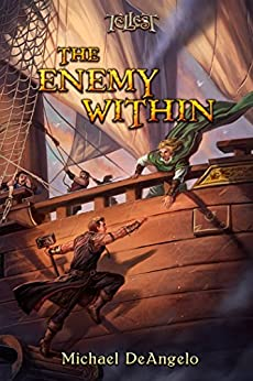 The Enemy Within (The Child of the Stars Trilogy Book 3) by [DeAngelo, Michael]