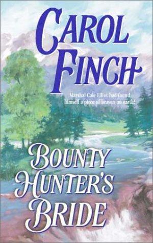 book cover of Bounty Hunter\'s Bride