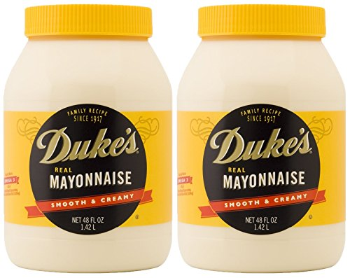 Duke's 2 Piece Real Mayonnaise, 48 oz