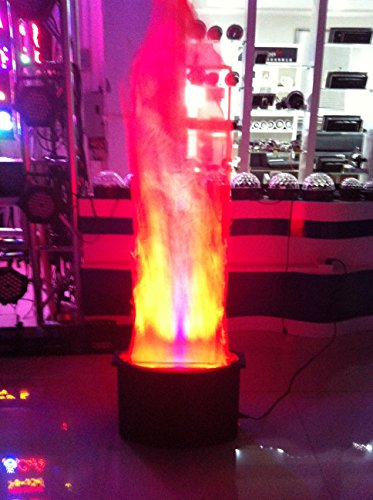 2 Unit LED Artificial Fire flame/Silk Flame Effect Light
