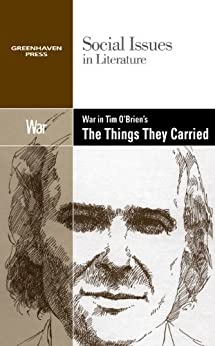 """the literary devices used by tim obrien in the things they carried (""""the things they carried"""" by tim o'brien) tim o'brien is a vietnam war veteran, and brilliantly uses jargon examples in this famous short story, """"the things they carried""""."""