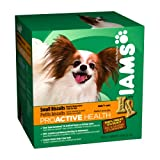 Iams Proactive Health Small Biscuits Adult Dog, 20-Pound Boxes, My Pet Supplies