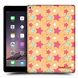 Head Case Designs Autumn Sky Stars Patterns Protective Snap-on Hard Back Case Cover for Apple iPad Air 2