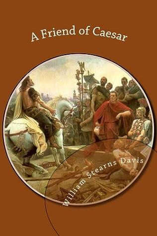 book cover of A Friend Of Caesar
