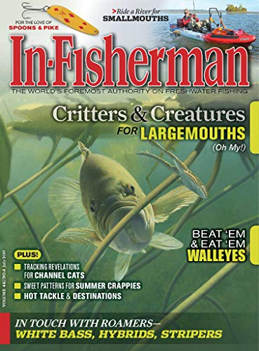 In-Fisherman - & Field Magazine Stream