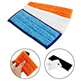 kitchen 67 coupons 3x For iRobot Braava jet 240 241 Washable Damp Wet Dry Mopping Pads Robotic Home