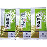 Japanese tea tea tea leaf tea worship 100gX1 bags + Fukashi Kakegawa steamed tea 100gX2 bags set