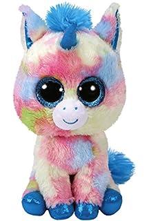 013068b8335 Amazon.com  Ty Beanie Boo Fantasia The Colorful Unicorn 10