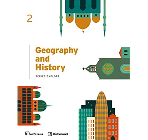 Geography and history 2ESO std book Explore - 9788414104477 ...