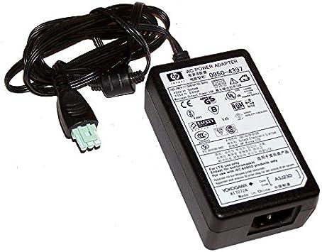 HP Cargador Adaptador Sector impresora Deskjet 0950 – 4397 ...