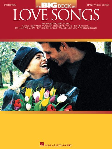The Big Book of Love Songs (Big Book (Hal Leonard)) ()