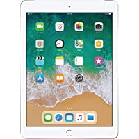 Apple iPad(6th Gen) Tablet (9.7 inch, 32GB, Wi-Fi), Silver