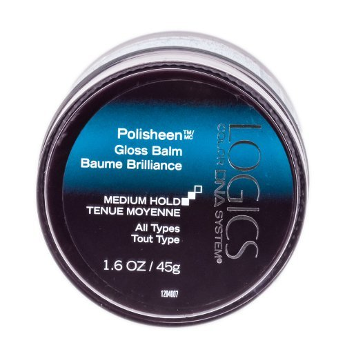 Logics Polisheen Gloss Balm - Medium Hold(1.6 oz)