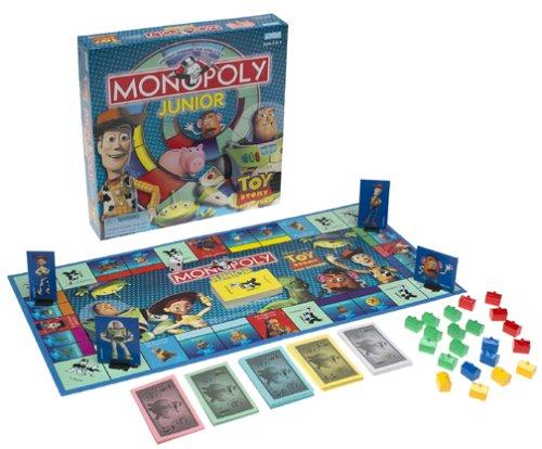 Board Games Toy : Toy story monopoly junior buy online in uae