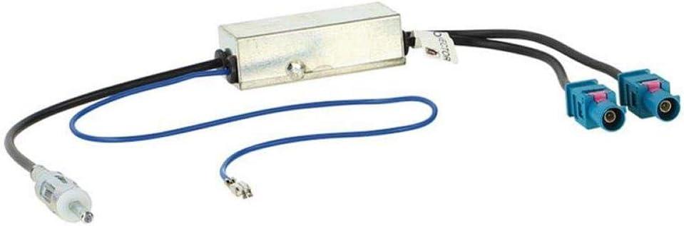 Adaptador de antena con DIVERSITY 2 x Fakra – > DIN: Amazon ...