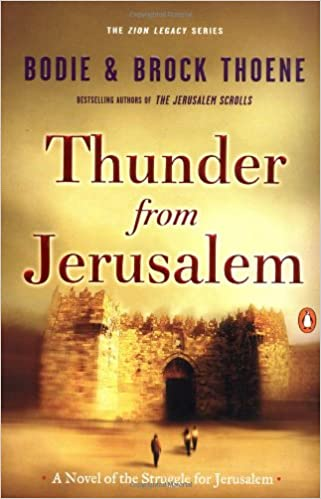 Thunder from Jerusalem (The Zion Legacy)