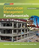 img - for Construction Management Fundamentals (McGraw-Hill Series in Civil Engineering) by Kraig Knutson (2008-09-12) book / textbook / text book