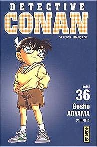 Détective Conan, tome 36 par Gôshô Aoyama