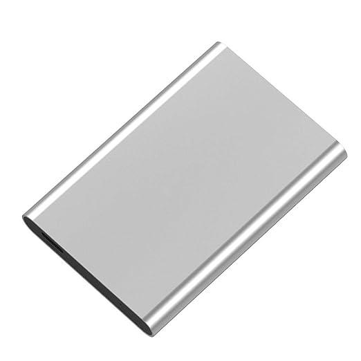 HWENJ Disco Duro Portátil Ssd Disco Duro Externo, 160 GB, 250 GB ...