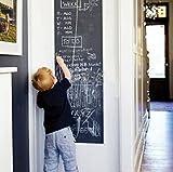 SOURBAN Chalkboard Sticker Kids Large Blackboard Removable Vinyl Wall Decal