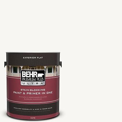 BEHR Premium Plus Ultra 1-gal  #UL260-14 Ultra Pure White