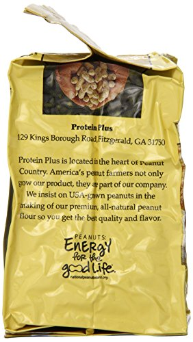 Protein Plus – Peanut Flour – Gluten Free – 16 Ounces by Protein Plus (Image #3)