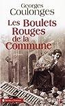 Les Boulets rouges de la Commune par Coulonges