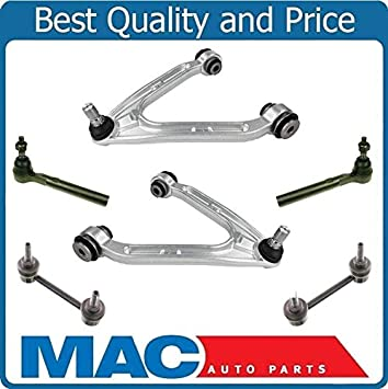 2006-2010 Hummer H3 Front Upper Control Arm Ball Joint Pair Set Kit Left Right