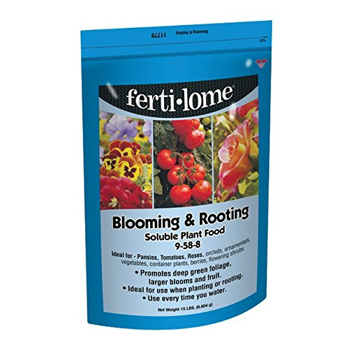 Fertilome 11779 15 Lb Blooming & Rooting Soluble Plant Food by Fertilome