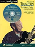 Richard Thompson Teaches Traditional Guitar Instrumentals, Richard Thompson, 0793562562