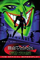 FREE Batman Beyond: Return of The Joker [The Official Screenplay] P.D.F