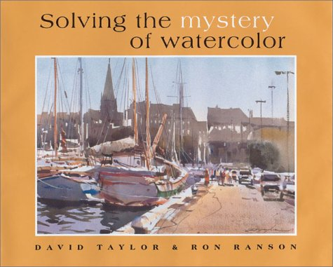 Solving the Mystery in Watercolor