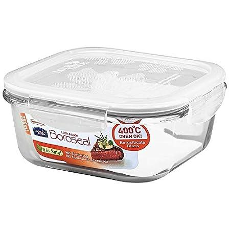 Frischhalteboxen / Frischhaltedose Boroseal | Multifunktionsboxen sind mikrowellen-, gefriertruhen- und spülmaschinengeeignet
