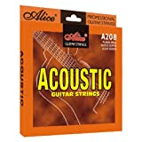 Alice Acoustic guitar strings AW208L light gauge 12s (0.12-0.53)