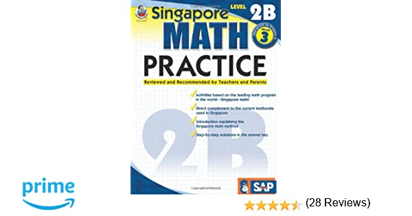 Counting Number worksheets math and money worksheets : Amazon.com: Singapore Math Practice, Level 2B, Grade 3 ...