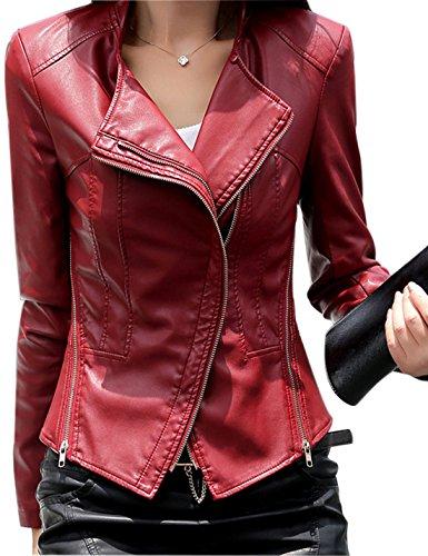 Zip Moto Jacket - 2