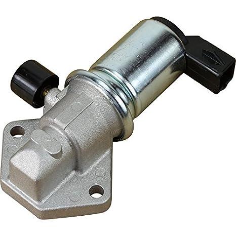 Sounds Escort idle air control valve the true