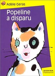 """Afficher """"Chats du square Edouard (Les) Popeline a disparu"""""""