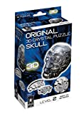 Original 3D Crystal Puzzle - Skull Black