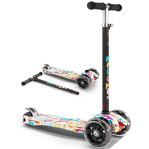 Patinete para Niño Scooters para Niños Scooters para Niños ...