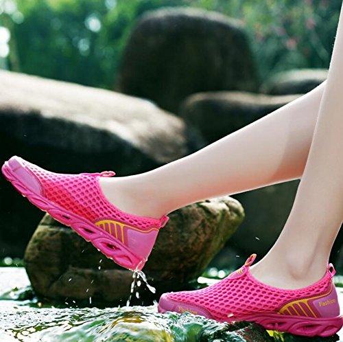 Mujeres Sports Mesh New Zapatos Deporte Zapatos Zapatos Zapatillas Mesh Senderismo Transpirables Do o Color tama de Casuales Couple de Las Libre Casuales Shoes Zapatos Aire al 42 de qw8t0zw