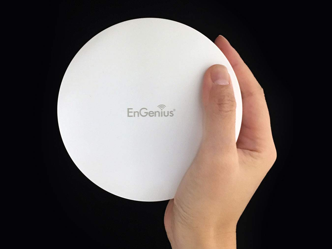 EnGenius Technologies EAP1250 802.11ac Wave 2 Concurrent Dual-band, Standard PoE, Compact size Indoor Wireless Access Point