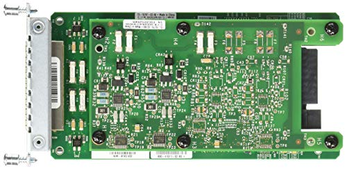 Cisco Voice Interface Card (vic) - For Voice - 4 X Fxo (Certified Refurbished)