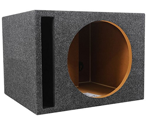 Rockville Vented Sub Box Enclosure for Rockford Fosgate P3D4-15 15″ Subwoofer