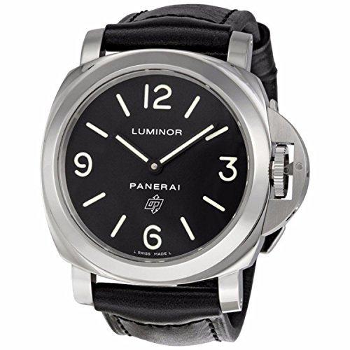 Panerai Luminor base logo Hombres de mano herida reloj – PAM00000 por Panerai